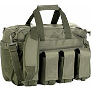 RED ROCK DELUXE RANGE BAG OD FOLD OUT WORK/CLEANING GUN MAT