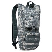 RED ROCK HYDRATION PACK ACU W/2.5-LITER WATER BLADDER!
