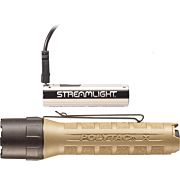 STREAMLIGHT POLY-TAC X USB LIGHT WHITE LED COYOTE BROWN
