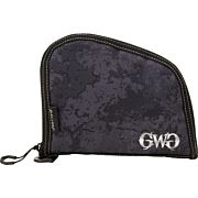 "ALLEN GIRLS W/ GUNS 8"" HAND- GUN CASE MIDNIGHT BLACKOUT"