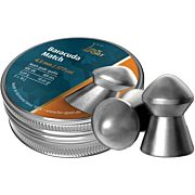 H&N BARACUDA MATCH .177 10.65 GRAIN 400 PACK 4.5MM HEAD SIZE