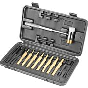 WHEELER HAMMER AND PUNCH SET 14-PUNCHES/1-HAMMER/CASE