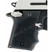 HOGUE GRIPS SIGARMS P938 W/AMBI SAFETY