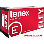 ELEY AMMO TENEX .22LR 40GR. EPS 50-PACK
