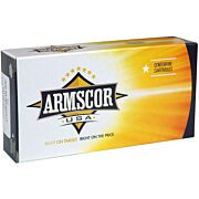 ARMSCOR USA AMMO .500 S&W MAG 300GR. XTP 20-PACK