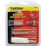 TRADITIONS RAMROD ACCY TIPS .50 CALIBER 10/32 THREADS 6PC