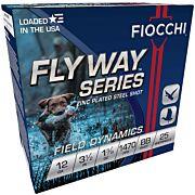 FIOCCHI FLYWAY STEEL 12GA. 3.5 1470FPS. 1-3/8OZ. #BB 25-PACK