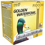 "FIOCCHI FLYWAY STEEL 12GA. 3"" 1350FPS. 1-1/4OZ. #BB 25-PACK"