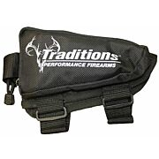 TRADITIONS RIFLE STOCK PACK FITS MOST MUZZLELOADERS