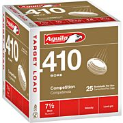 AGUILA SHOTSHELL .410 11/16OZ. #7.5 25-PACK