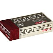 AGUILA AMMO .45 LONG COLT 200GR. LEAD SP 50-PACK