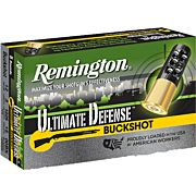"REM AMMO ULTIMATE HOME DEFENSE 12GA. 3"" 00BK 5-PACK"