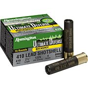 "REM AMMO ULTIMATE HOME DEFENSE .410 2.5"" 000BK 15-PACK"