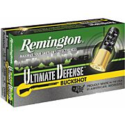 "REM AMMO ULTIMATE HOME DEFENSE 12GA. 2.75"" 00BK 5-PACK"