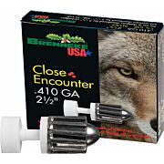"BRENNEKE USA .410 2.5"" CLOSE ENCOUNTER 1/4OZ. SLUG 5PK."