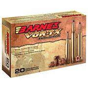 BARNES AMMO VOR-TX .270 WIN 130GR TTSX BT 20-PACK