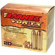 BARNES AMMO VOR-TX .41 REM MAG 180GR XPB 20-PACK