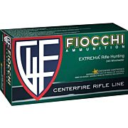 FIOCCHI AMMO .243WIN. 70GR. PSP 20-PACK