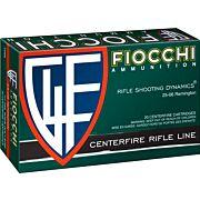 FIOCCHI AMMO .25-06 REM. 117GR. PSP 20-PACK