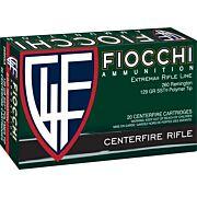 FIOCCHI AMMO .260 REM. 129GR. SST 20-PACK