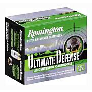 REM AMMO HD HOME DEFENSE .38 SPECIAL+P 125GR BJHP 20-PK