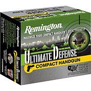 REM AMMO HD COMPACT HANDGUN DEFENSE .380ACP 102GR. 20-PK