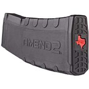 AMEND2 AR-15 MAGAZINE 5.56X45 30RD POLYMER BLACK TX EDITION