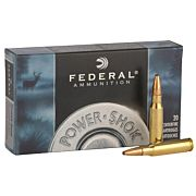 FED AMMO POWER-SHOK .30-06 150GR. SP 20-PACK