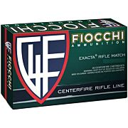 FIOCCHI AMMO .30-06 165GR. HPBT 20-PACK