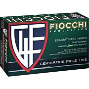 FIOCCHI AMMO .30-06 168GR. HPBT 20-PACK