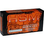 HSM AMMO .300AAC BLACKOUT 130GR. SPEER VARMINT HP 20-PK