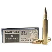 FED AMMO POWER-SHOK .300 WIN. MAG. 180GR. SP 20-PACK