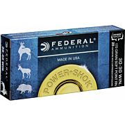 FED AMMO POWER-SHOK 30-30 WIN. 170GR. RN 20-PACK