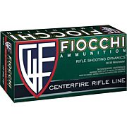 FIOCCHI AMMO .30-30 WIN. 150GR. JSP-FLAT NOSE 20-PACK