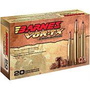 BARNES AMMO VOR-TX 6.5 CREEDMOOR 120GR TTSX BT 20-PK