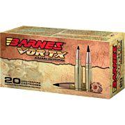 BARNES AMMO VOR-TX 6.5 GRENDEL 115GR. TTSX-BT 20 PACK