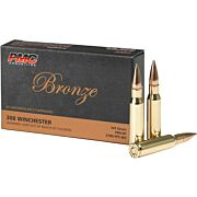 PMC AMMO .308 WINCHESTER 147GR. FMJ-BT 20-PACK