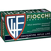 FIOCCHI AMMO .308 WIN. 150GR. PSP 20-PACK