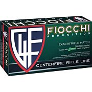 FIOCCHI AMMO .308 WIN. 175GR. HPBT 20-PACK
