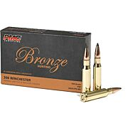 PMC AMMO .308 WINCHESTER 150GR JACKETED SOFT POINT 20-PACK