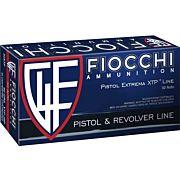 FIOCCHI AMMO .32ACP 60GR. XTP-HP 50-PACK