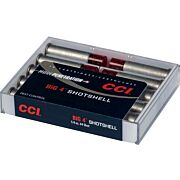 CCI AMMO 9MM LUGER SHOTSHELLS 53GR. #4 SHOT 10-PACK