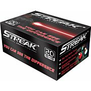 AMMO INC AMMO .380ACP 90GR. TMC STREAK RED 20-PACK