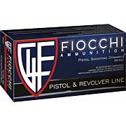 FIOCCHI AMMO .380ACP 95GR. FMJ 50-PACK