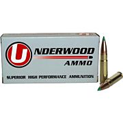 UNDERWOOD AMMO .300AAC B-OUT 125GR. BALLISTIC TIP 20-PACK