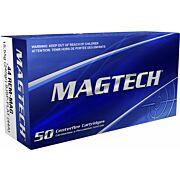 MAGTECH AMMO .44 REM. MAGNUM 240GR. SJSP-FLAT POINT 50-PACK
