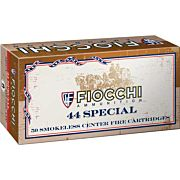 FIOCCHI AMMO .44SW SPECIAL 210GR. LEAD FLAT POINT 50-PK