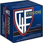 FIOCCHI AMMO .44 REM MAGNUM 200GR. XTP-HP 25-PACK