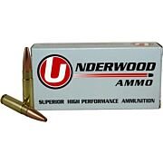 UNDERWOOD AMMO .300AAC B-OUT 115GR. CONTROLLED CHAOS 20-PK