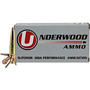UNDERWOOD AMMO .300AAC B-OUT 194GR. SUBSONIC 20-PACK